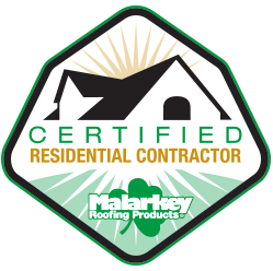 Malarkey Certified Residential Contractor